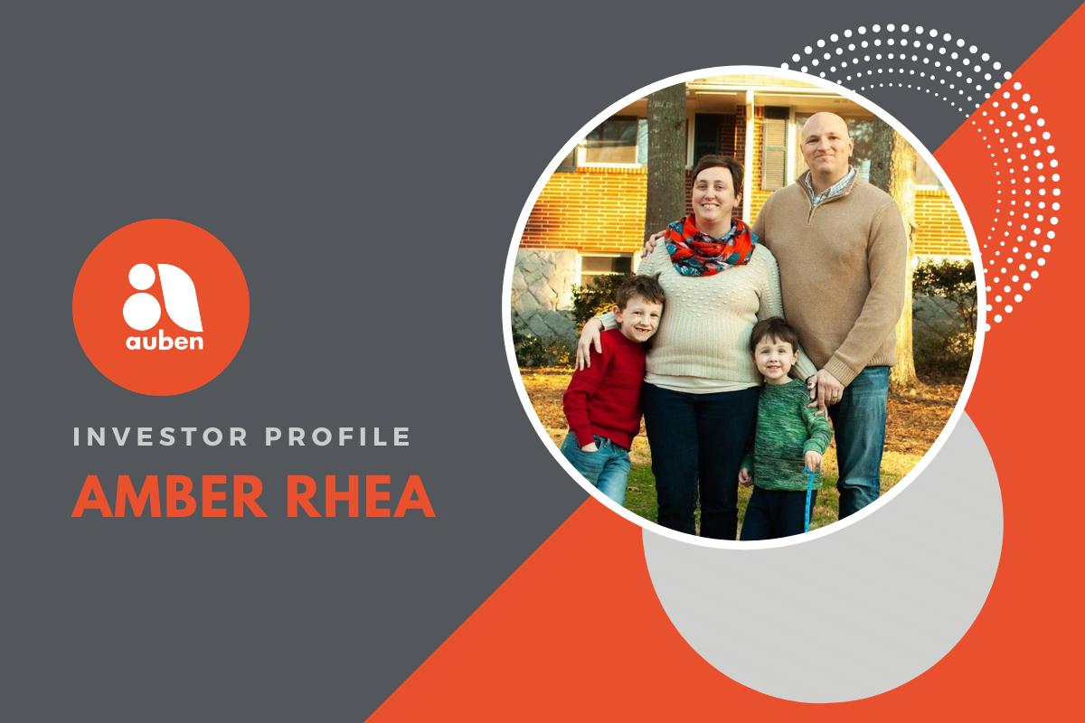 Amber Rhea Real Estate Investor