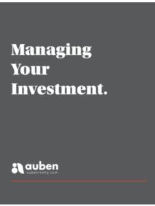 Auben Investor Brochure